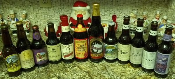 Greatest collection of worst beer/best malt vinegar ever!