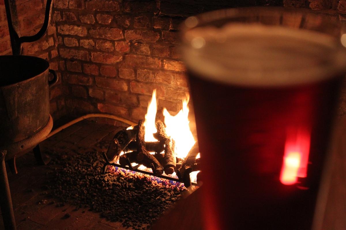 Great Beer and British Drama at 1747 Pub